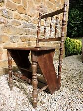 Antique Metamorphic Chair, Folding Library Steps, Ladder