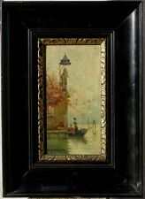 Johann Sommer, 1860, Bénézit, Bien Coté! Venise! La Vierge à l'Enfant Couronné!