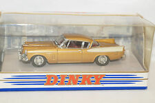 Dinky Collection DY-26 Studebaker golden Hawk gold 1:43 Matchbox