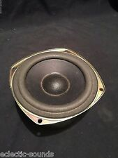 """Boston Acoustics 4.5"""" 94dB Speaker Woofer NEW 304-115001-00 NOS! Shipping Fixed!"""