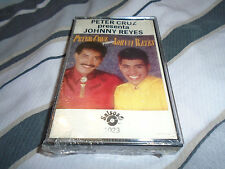 PETER CRUZ PRESENTA JOHNNY REYES CASSETTE SEALED