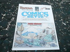 #254 COMICS REVUE vintage comic strip magazine (UNREAD - NO LABEL )