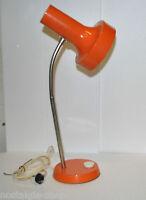 Original 70er Pfäffle Leuchte Schreibtischlampe Lampe mid century lamp 50s 60s