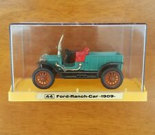 Ziss Euro-Modell 1909 Ford Model T Ranch Car With Case Made in Germany
