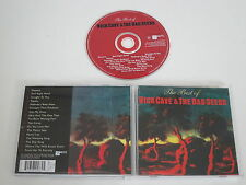 NICK CAVE & THE BAD SEEDS/THE BEST OF(MUTE INT 4 84566 2) CD ALBUM
