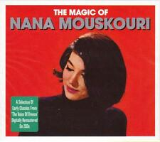 THE MAGIC OF NANA MOUSKOURI (NEW SEALED 2CD)