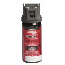 New! SABRE Red 1.33% MC 1.5 oz. Crossfire Stream Pepper Spray MK-3 Model 52CFT10