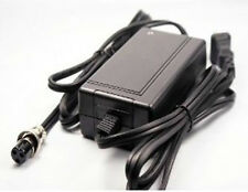 Battery Charger 24V 1.6 Amps 3 Prong Electric Scooter Motor Quad ATV Pocketbike