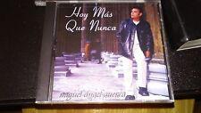 Hoy Mas Que Nunca - Miguel Angel Guerra - CD