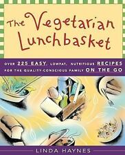 The Vegetarian Lunchbasket: Over 225 Easy, Low-Fat, Nutritious Recipes for the Q