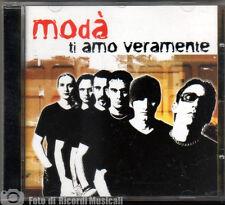 MODA' - TI AMO VERAMENTE (PRIMA STAMPA RARISIMO) New Music **COME NUOVO**