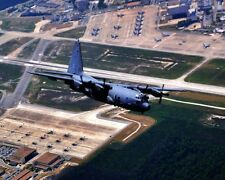 New 8x10 Photo: AC-130U Spooky Gunship Aircraft, 4th Special Operation Squad