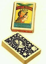 RARE Circa 1932 Hazel Fauber 'Gypsy Lore' Tarot Cards -FULL DECK in Box- RARE