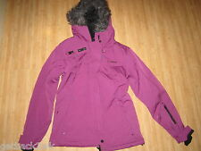 NEW* Billabong Ladies L Winter COAT JACKET TOP Parka Ski Snowboarding $185 RV