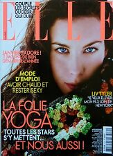 French ELLE 2006: LIV TYLER_MARC JACOBS_JAKE GYLLENHALL_Tracy CHAPMAN