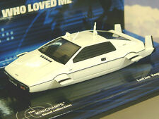 MINICHAMPS 1/43 JAMES BOND 007 LOTUS ESPRIT S1 SUBMARINE THE SPY WHO LOVED ME