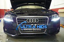 4X P13W Xenon WHITE HIGH POWER CREE LED Bulb AUDI CREE A4 DRL DAYTIME LIGHTS B8