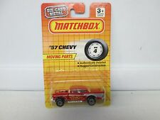 Matchbox Moving Parts 1957 Chevy MB4