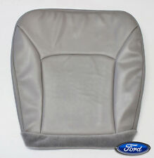 00-01 Ford E350 Econoline Extended Cargo Van XL *Driver Bottom Seat Cover GRAY