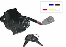 KAWASAKI ZX-10 ZX10 ZX 10 1988-1990 IGNITION SWITCH