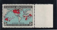 Canada #86b XF/NH Gem **With Certificate**