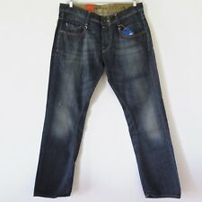 G-STAR GSTAR RAW 3301 DENIM JEANS RADAR NARROW ROPE CHELSEA BAKER 36X36 W36 L34