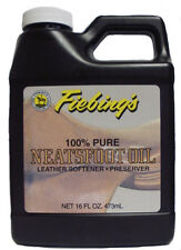Fiebing's 100% pure Neatsfoot oil 16 oz. Leather softener & preserver treatment