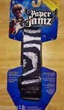 Paper Jamz Guitar Strap, Series-1, Style - Zebra