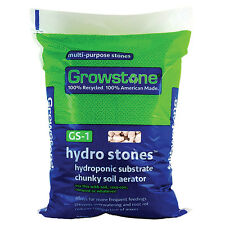 Growstone GS-1 Hydro Stones, 1.5 cu ft Bag - Growing Media