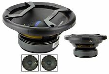 "2 Orion Audio 1100 Watt 8"" 4 Ohm Mid Range Bass Loud Speakers Pair C804DC"