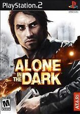 Alone in the Dark  (PlayStation 2, 2008)