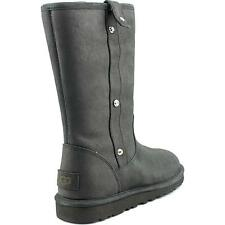 UGG Collection Malindi Women US 6 Black Winter Boot Blemish  15811