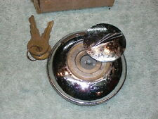 1940s-50s Chevy/Diamond/Dodge/Federal/Ford/Ply/Reo/Stude Locking Gas Cap
