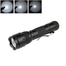 UltraFire Flashlight WF-502B CREE XML-T6 LED 2000LM Torch light 18650 outdoor
