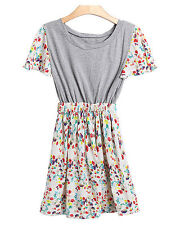 KOREAN FASHION Women clothing Cute Casual Dress KB160052 Made in USA/USA SELLER