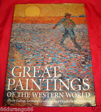 Great Paintings of the Western World (Hardcover)