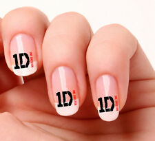 20 Nail Art Decals Transfers Stickers #715 - One Direction 1D