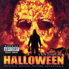 1 CENT CD Halloween [PA] - SOUNDTRACK tyler bates, iggy pop, the misfits, kiss