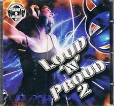 LOUD N PROUD 2 - NEW ORIGINAL UK BHANGRA CD - FREE UK POST