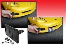 AUTOMATIC POWERED Camaro Challenger Power Retractable License Plate