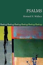 """NEW """"Psalms"""" by Howard Neil Wallace ; Readings Biblical Commentary (PB, 2009)"""