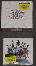 SLY & THE FAMILY STONE Collection 7-CD Box + Greatest Hits OOP Stand Fresh Riot
