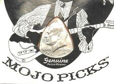 1776-1976 Half Dollar Coin Guitar Pick MOJO-Sonic™USA JFK Blues Rock Metal