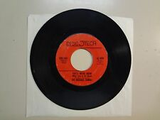 "ORIGINAL SINNERS: You'll Never Know- I'll Be Home-U.S. 7"" Discotech DTR- 1001/2"