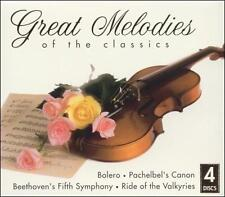 Great Melodies of Classics 1997 by Great Melodies of the Classics -ExLibrary