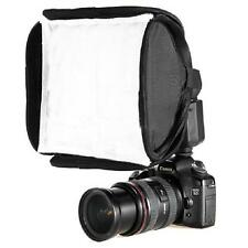 "Mini Portable 13""/33cm Softbox Diffuser For Flash/Speedlite/Speedlight 33x33cm"