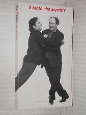 E TANTO CHE ASPETTI Ale e Franz Mondadori Biblioteca Umoristica 2002 umorismo di