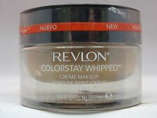 REVLON - LOT OF 2 -  COLORSTAY WHIPPED CREME MAKEUP - #160 RICH GINGER - SEALED