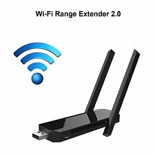 COOSA Wi-Fi Range Extender Wireless WIFI Repeater/Router/AP 2.4GHz 300Mpbs with