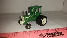 1/64 ertl custom agco white oliver 1950t diesel tractor duals wfe cab farm toy